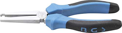BGS 1537 | Hutkappenzange | 200 mm | Zange für Radschraubenkappen