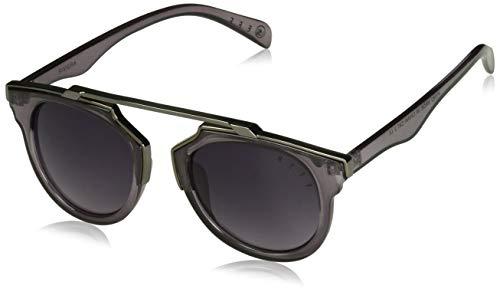 Neff Unisex Riviera Shades Sunglasses Ice Black Gunmetal