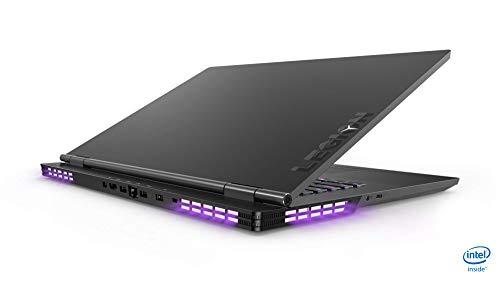 Lenovo Legion Y730-17ICH Ordinateur Portable Gamer 17,3' Noir (Intel Core i7, 16 Go de RAM, Disque dur 1To + SSD 256Go, Nvidia Geforce GTX 1050TI, Windows 10 Home)
