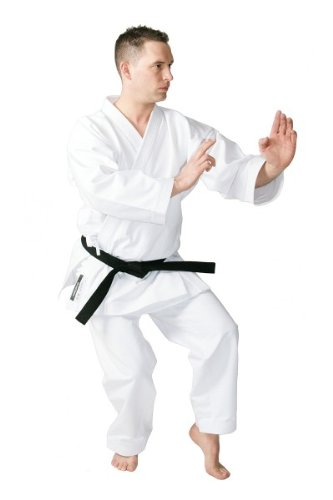 DEPICE Karateanzug Seion 14 oz weiß Luxusmodell 160 cm