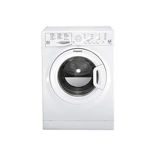 Hotpoint FDEU9640P 1400rpm 9kg Wash 6kg Dry Freestanding Washer Dryer - White
