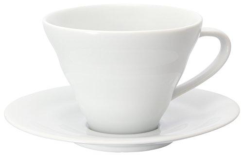 8位 HARIO(ハリオ)『 V60 セラミックカップ&ソーサー』