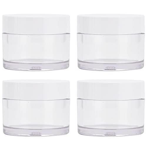 Botella de crema, contenedor cosmético compacto y portátil fácil de limpiar para vestidores