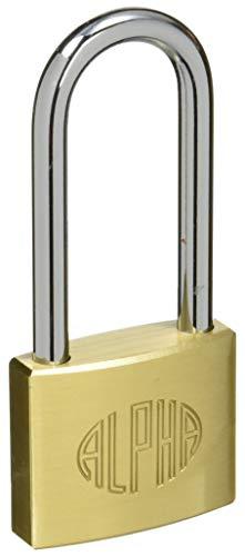 アルファ 南京錠 吊長タイプ 1000-40L/S-M
