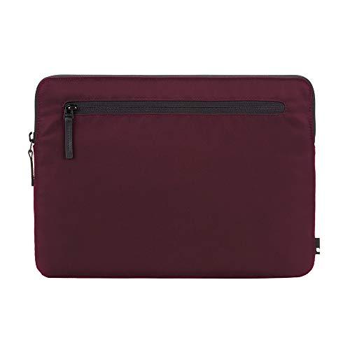 Custodia in nylon da volo compatta per MacBook Pro 2020 da 13 pollici e MacBook Air 2020 - Mulberry