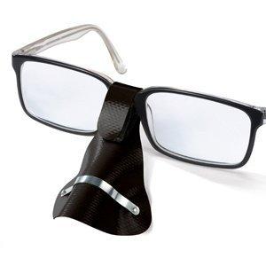 Nasenschutz für Brillen in schwarz - Schutz vor optischer Strahlung und leichten mechanischen Einflüssen