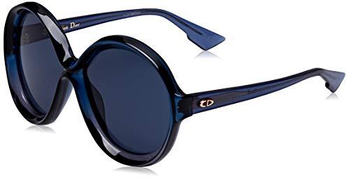 Dior DIORBIANCA KU PJP Gafas de Sol, Azul (Bluette/Blue Blue), 58 para Mujer