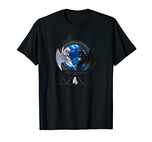 Drachenzähmen Leicht Gemacht 3 Ohnezahn Liebe T-Shirt