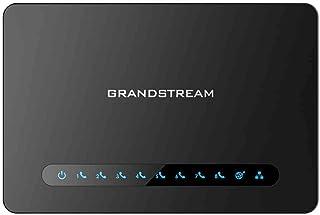 Grandstream Powerful 8-Port FXS Gateway with Gigabit NAT Router (HT818)