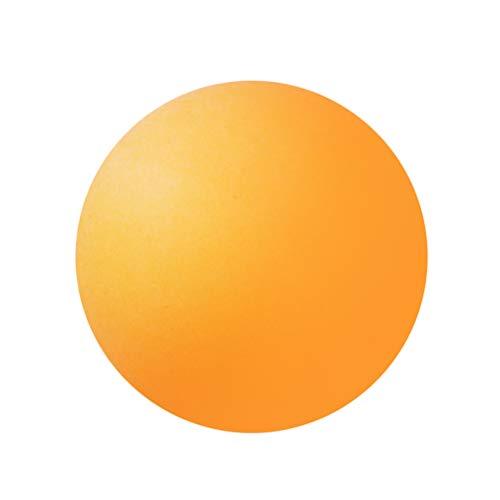 BESPORTBLE 24 Piezas de Bolas de Ping Pong de 40 mm para Entrenar Juegos Infantiles de Interior Accesorios de Juego de Tenis de Mesa al Aire Libre (Amarillo)