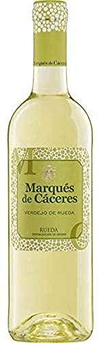 Marques De Caceres - Vino blanco verdejo 100% d.o. rueda botella 75 cl