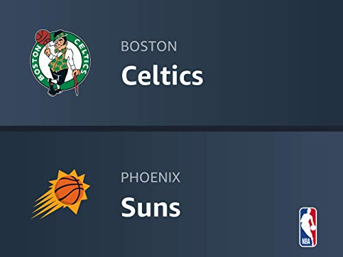 Boston Celtics at Phoenix Suns