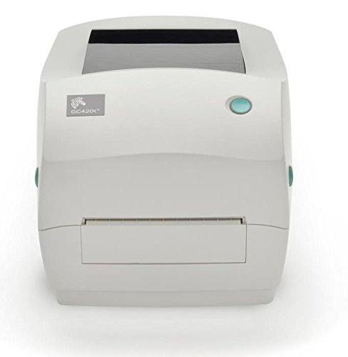Zebra GC420t - Impresora de Etiquetas (Térmica Directa/Transferencia térmica, 203 x 203 dpi, 102 mm/s, 10,4 cm, EPL2,ZPL,ZPL II, 104 x 991 mm)