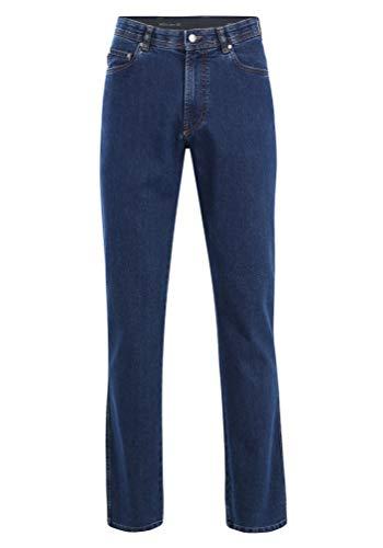 Brühl - Herren Five-Pocket Jeans, Genua 3 (0534003142100), Größe:25, Farbe:Blau (910)