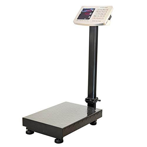 New YXYH Electronic Scale,150kg Industrial Commercial Corrugated Steel Counting Platform Weighing ...