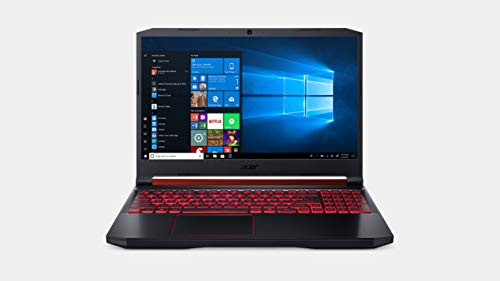ACER Nitro 5 AN515-54 15.6 INCH FHD NVIDIA GeForce GTX 1650 Core i7-9750H 8GB 512GB SSD Windows 10