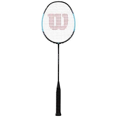 Wilson WRT8890004 Raquette de Badminton, Blaze S3700, Unisexe, Taille du Manche: 4, Équilibre en Tête,