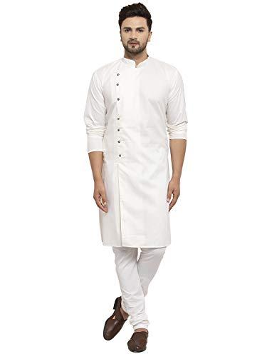 Benstoke mens Cotton Blended kurta churidar set
