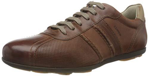 LLOYD Herren Bahia Sneaker, Kenia/Sand, 47 EU
