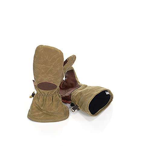 Frost River Great Northern Choppers Mittens, Field Tan, Medium