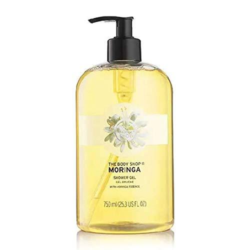 The Body Shop Duschgel - XXL 750ml - im Spender - MORINGA Shower Gel