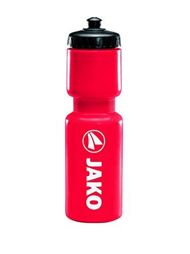 JAKO Trinkflasche, Rot, 750 ml