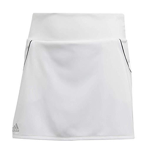 adidas G Club Skirt Jupe Fille, White/Matte...