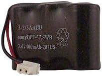 Hitech - Replacement BT17233, BT27233 Cordless Phone Battery for VTech CS2111, CS5111, CS5111-2, and CS5121 Phones