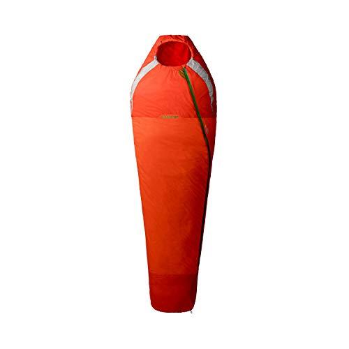 Mammut Kompakt MTI Summer Schlafsack, Dark orange-Orange, 195 cm