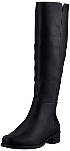 Gerry Weber Shoes Damen Calla 21 Hohe Stiefel, Schwarz (Schwarz Vl24 100), 39 EU
