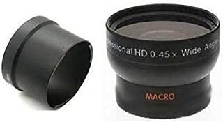 LA-DC58J Wide Lens for Canon Powershot A650IS A650 is