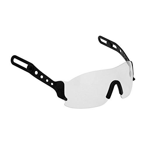 EvoSpec 250-EVS-0000 Safety Eyewear for Evolution Deluxe Hard Hats, Clear Lens