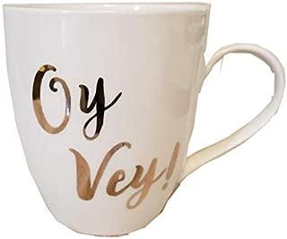 Pfaltzgraff Oy Vey Coffee Mug
