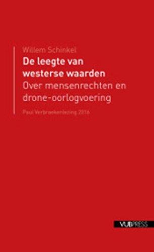 De leegte van westerse waarden: over mensenrechten en drone-oorlogvoering