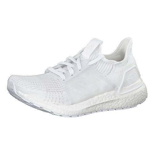 Adidas Ultraboost 19 Zapatilla para correr en Carretera o Camino de tierra ligero con Soporte Neutral para Mujer Blanco 36 EU