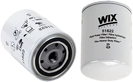 WIX Filters - Luxury goods 51622 Heavy Pack Spin-On Duty Filter Raleigh Mall Transmission