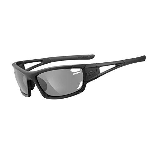 Tifosi unisex adult Dolomite 2.0 Sunglasses, Matte Black, 141 mm US