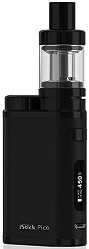 Eleaf iStick Pico TC 75 Watt / MELO 3 Mini Full Kit Farbe Full Black