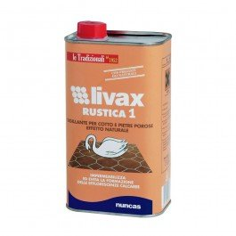 nuncas Livax Rustica 1 Trattamento sigillante Cotto - 1000ml