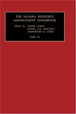 Human Resource Management Handbook (3 Vol Set) (Undefined Series Emxhrma)