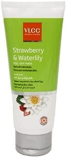 VLCC Strawberry & Waterlily Peel 100 ml, Pack of 1