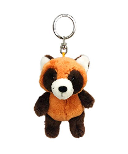 NICI 42282 Wild Friends Der Rote Panda Red Rod, Hellbraun/braun, 10 cm