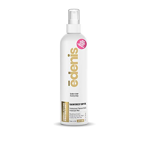 EDENIS Organic Certified Hair Heat Protectant