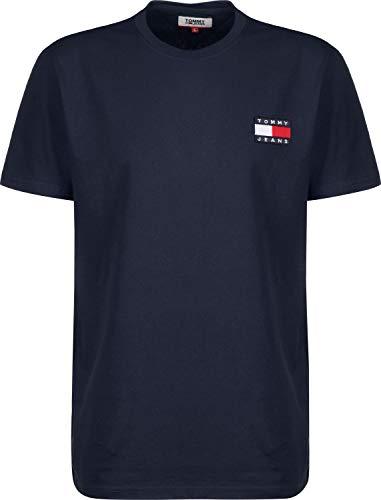 Tommy Jeans Herren T-Shirt Marine (52) L