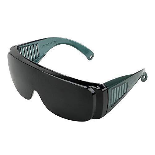 Casco de soldador Gafas de soldar A prueba de viento Anti-niebla gafas resistentes gafas seguras industriales gafas de seguridad protectoras Protector