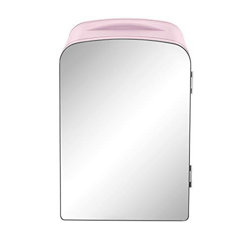 refrigerador rosa fabricante ChefMan
