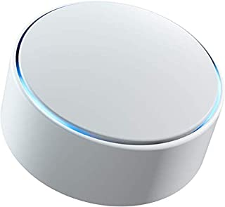 Minut Smart Home Alarm, Monitor Motion, Temperature, Sound & More. All-in-one, Wireless & Self-Installed, 6 Month Battery Life, Works with Google Home & Alexa