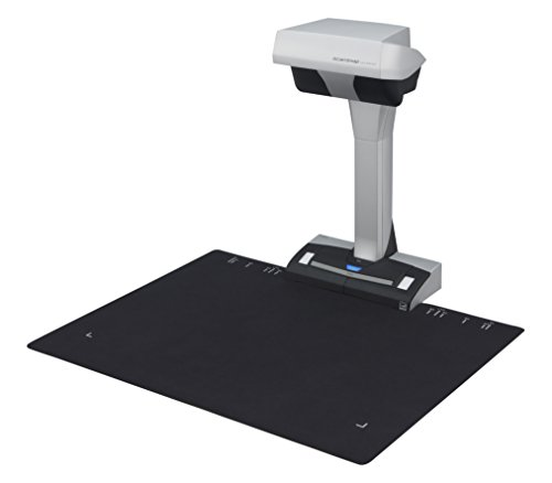 Fujitsu PA03641-B301 SV600 Scanner A3 Kontaktloser Overhead Scanner A8 bis A3 USB MacOS Win Nuance Power Pdf