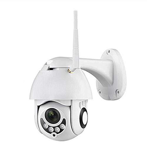 Wireless HD outdoor IP66 waterdichte camera1080P dome camera bewaking op afstand nachtzicht tweeweg audio bewegingsdetectie remote monitoring