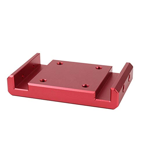 LEXIANG Aluminum Alloy Linear Guide Sliding Block Slider for Anycubic DLP SLA 3D Printer Upgrade Accessory
